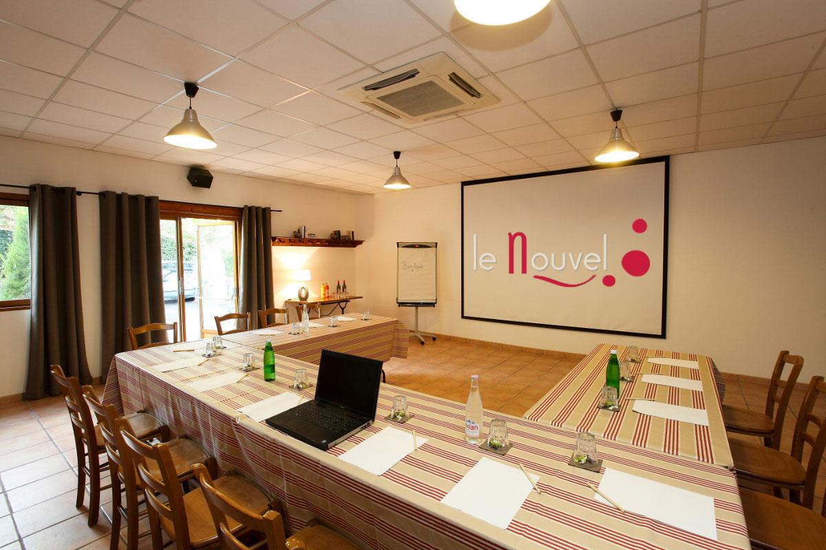 H tel le nouvel portes les valence site officiel galerie for Restaurant le loft portes les valence